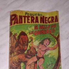 Tebeos: PEQUEÑO PANTERA NEGRA Nº 119. EL VALLE DE LAS QUIMERAS. MIGUEL QUESADA. EDITORIAL MAGA, 1958. +++. Lote 56548322