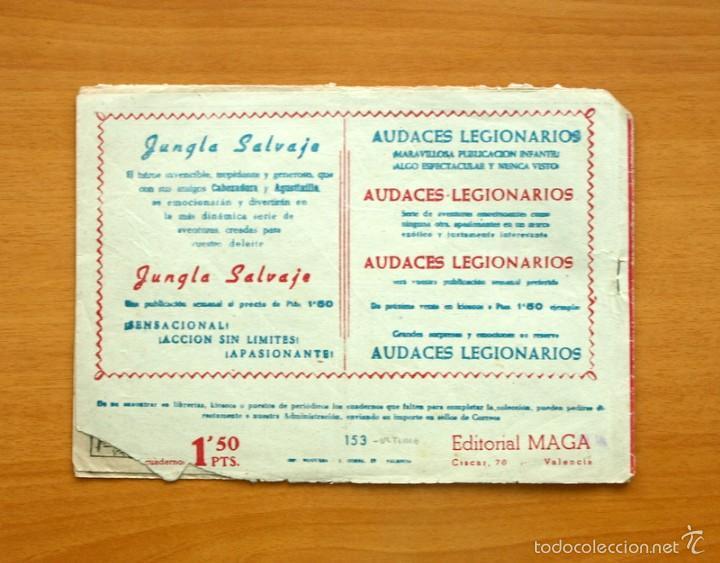 Tebeos: Tony y Anita, nº 153 - Editorial Maga 1951 - Ultimo de la colección - Foto 3 - 56878267