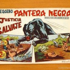 Tebeos: PEQUEÑO PANTERA NEGRA Nº 311 - EDITORIAL MAGA 1960. Lote 56936266