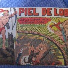 Tebeos: PIEL DE LOBO- Nº 56 - ORIGINAL- MAGA 1959. Lote 57108653