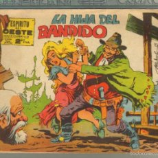 Tebeos: TEBEOS-COMICS GOYO - ESPIRITU DEL OESTE - Nº 25 MATIAS ALONSO - MAGA - 1963 - DIFICIL *AA99. Lote 145213442