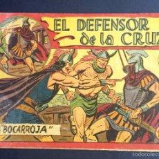 Tebeos: EL DEFENSOR DE LA CRUZ - EN BOCARROJA Nº 37 - EDITORIAL MAGA. Lote 57553124
