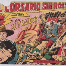 Tebeos: EL CORSARIO SIN ROSTRO Nº 3.. Lote 15033499