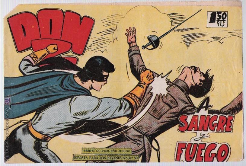 DON Z Nº 86. (Tebeos y Comics - Maga - Don Z)