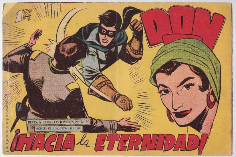 DON Z Nº 60. (Tebeos y Comics - Maga - Don Z)