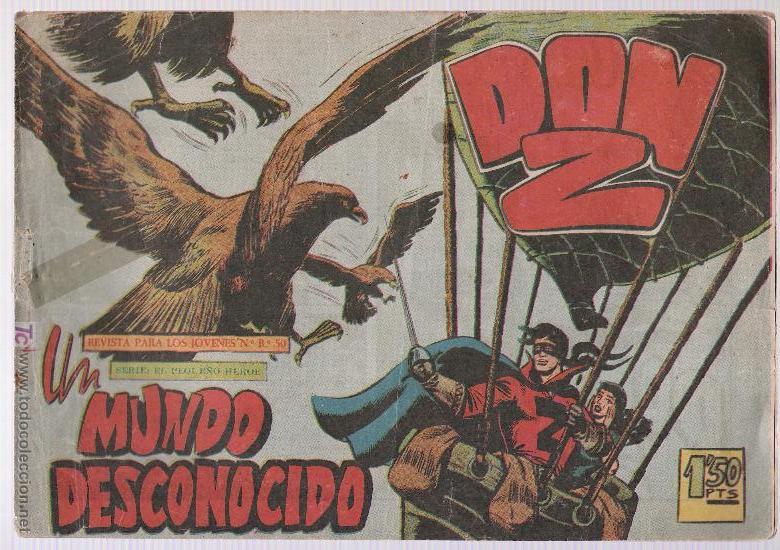 DON Z Nº 26. (Tebeos y Comics - Maga - Don Z)