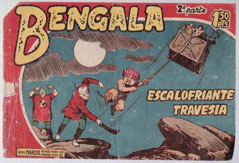 BENGALA 2ª Nº 27. (Tebeos y Comics - Maga - Bengala)