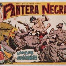 Tebeos: PANTERA NEGRA Nº 2.. Lote 25424760