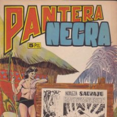 Tebeos: COMIC COLECCION PANTERA NEGRA REVISTA Nº 20. Lote 57883396