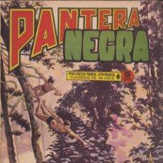 Tebeos: COMIC COLECCION PANTERA NEGRA REVISTA Nº 24. Lote 57883403