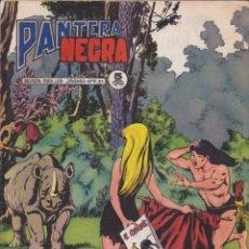 Tebeos: COMIC COLECCION PANTERA NEGRA REVISTA Nº 59. Lote 57883432