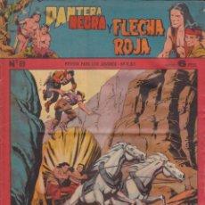 Tebeos: COMIC COLECCION PANTERA NEGRA REVISTA Nº 69. Lote 57883478