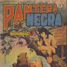 Tebeos: COMIC COLECCION PANTERA NEGRA REVISTA Nº 33. Lote 57883568