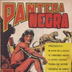 Tebeos: COMIC COLECCION PANTERA NEGRA REVISTA Nº 4. Lote 57884857
