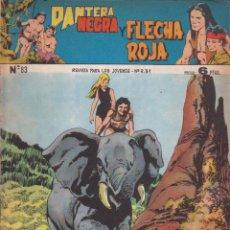 Tebeos: COMIC COLECCION PANTERA NEGRA REVISTA Nº 83. Lote 57885314
