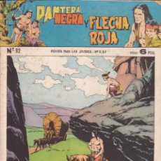 Tebeos: COMIC COLECCION PANTERA NEGRA REVISTA Nº 92. Lote 57885555