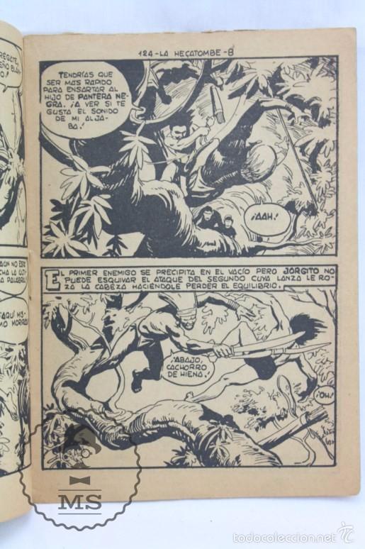 Tebeos: Colección Completa de 70 Cómics Pequeño Pantera Negra. Vertical - Nº 55 al 124 - Ed. Maga, Años 50 - Foto 18 - 57945795
