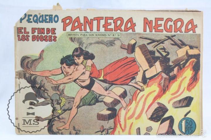 Tebeos: Conjunto de 13 Cómics - Pequeño Pantera Negra. Apaisado + Almanaques 1959 y 1960 - Ed. Maga, Años 50 - Foto 2 - 57946068