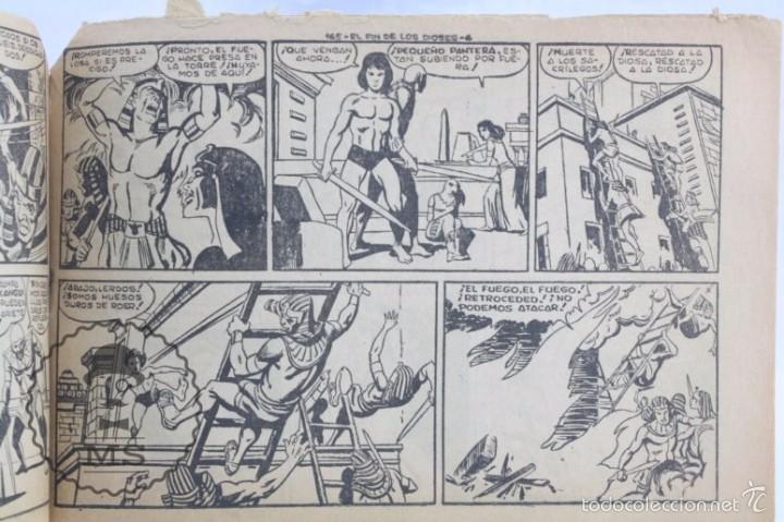 Tebeos: Conjunto de 13 Cómics - Pequeño Pantera Negra. Apaisado + Almanaques 1959 y 1960 - Ed. Maga, Años 50 - Foto 3 - 57946068