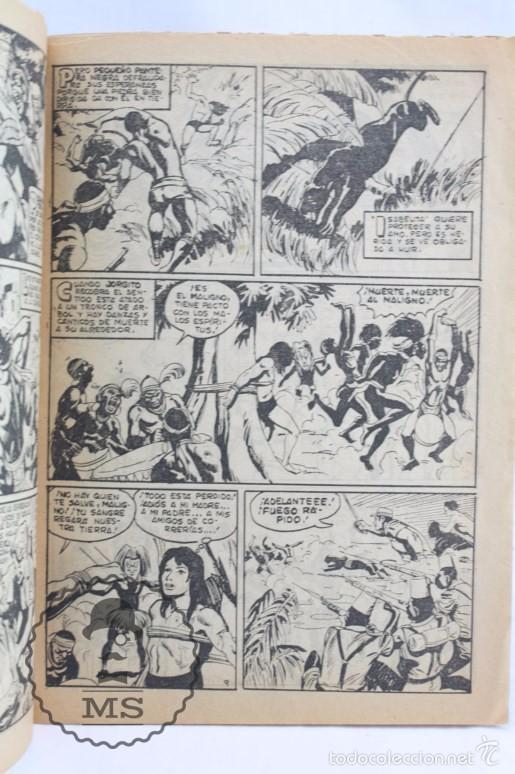 Tebeos: Conjunto de 13 Cómics - Pequeño Pantera Negra. Apaisado + Almanaques 1959 y 1960 - Ed. Maga, Años 50 - Foto 5 - 57946068