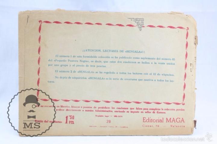 Tebeos: Conjunto de 13 Cómics - Pequeño Pantera Negra. Apaisado + Almanaques 1959 y 1960 - Ed. Maga, Años 50 - Foto 13 - 57946068
