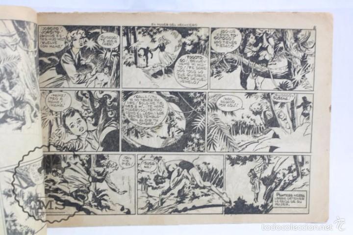Tebeos: Conjunto de 13 Cómics - Pequeño Pantera Negra. Apaisado + Almanaques 1959 y 1960 - Ed. Maga, Años 50 - Foto 15 - 57946068