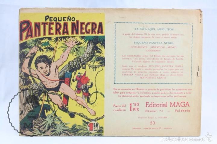 Tebeos: Conjunto de 13 Cómics - Pequeño Pantera Negra. Apaisado + Almanaques 1959 y 1960 - Ed. Maga, Años 50 - Foto 16 - 57946068