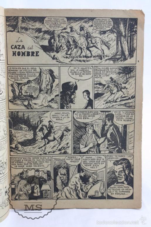Tebeos: Cómic El Pequeño Héroe. Almanaque 1958 - Ed. Maga, Años 50 - Foto 2 - 57963440