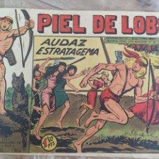 Tebeos: LOTE 3 CÓMICS PIEL DE LOBO. Lote 58006172