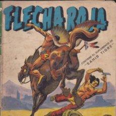 Tebeos: COMIC COLECCION FLECHA ROJA REVISTA Nº 16. Lote 58177430