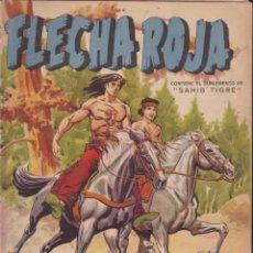 Tebeos: COMIC COLECCION FLECHA ROJA REVISTA Nº 21. Lote 58177437