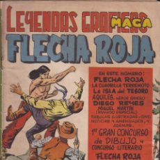 Tebeos: COMIC COLECCION FLECHA ROJA REVISTA Nº 26. Lote 58177449
