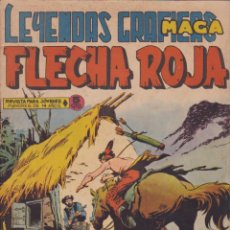 Tebeos: COMIC COLECCION FLECHA ROJA REVISTA Nº 37. Lote 58177470
