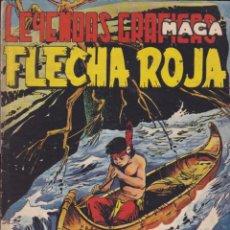 Tebeos: COMIC COLECCION FLECHA ROJA REVISTA Nº 45. Lote 58177484