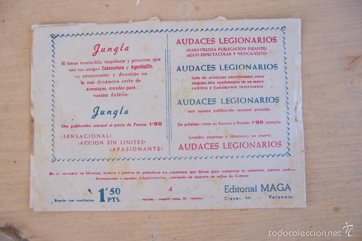 Tebeos: maga jungla y sus series - apache 1ª y 2ª - Foto 12 - 35365238