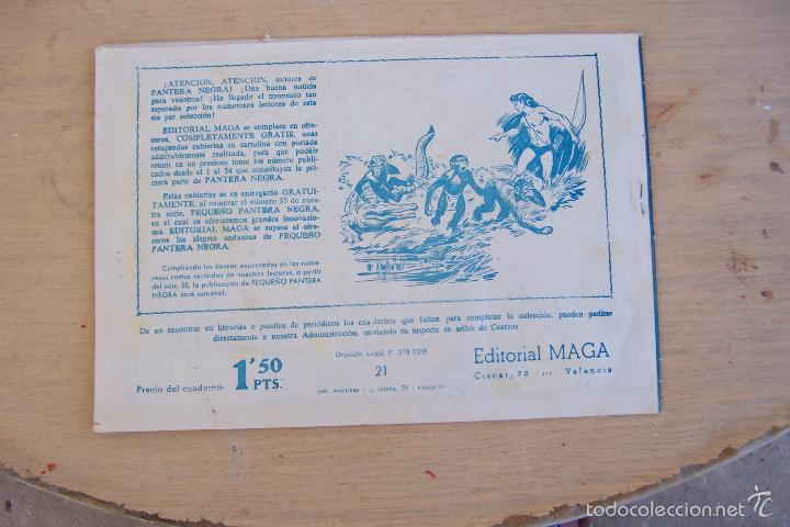 Tebeos: maga marcos y sus series - bengala 1ª -y- 2ª - Foto 9 - 35365581