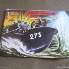 Livros de Banda Desenhada: COLECCION ESPIA - SERIE METEORO - Nº 68 TRAGICO AMANECER. Lote 58491086