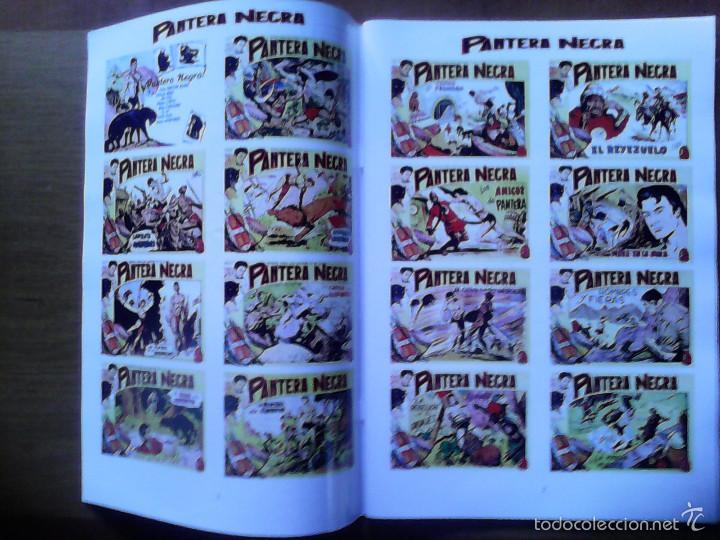 Tebeos: Pantera Negra. Album con las portadas de las 4 series. 55 páginas - Foto 2 - 58978585