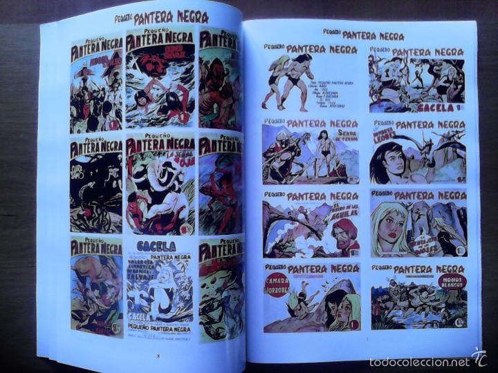 Tebeos: Pantera Negra. Album con las portadas de las 4 series. 55 páginas - Foto 3 - 58978585