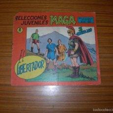 BDs: EL LIBERTADOR Nº 26 EDITA MAGA . Lote 61105399