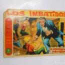 Tebeos: LOS IMBATIDOS Nº 24. LA MANSIÓN MISTERIOSA. SEGRELLES. EDITORIAL MAGA ORIGINAL 1963. TDKC18. Lote 61532348