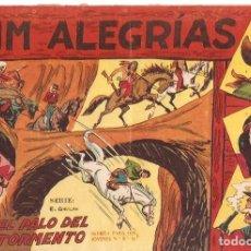 Tebeos: COMIC ORIGINAL JIM ALEGRIAS Nº 37 EDITORIAL MAGA. Lote 62000124