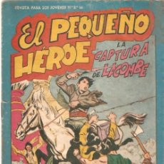BDs: COMIC ORIGIANL EL PEQUEÑO HEROE Nº 112. Lote 62287464