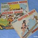 Tebeos: LOTE - PEQUEÑO PANTERA NEGRA - NÚMEROS 180, 183 Y 184 - EDITORIAL MAGA - ORIGINALES - AÑOS 50/60. Lote 63094244