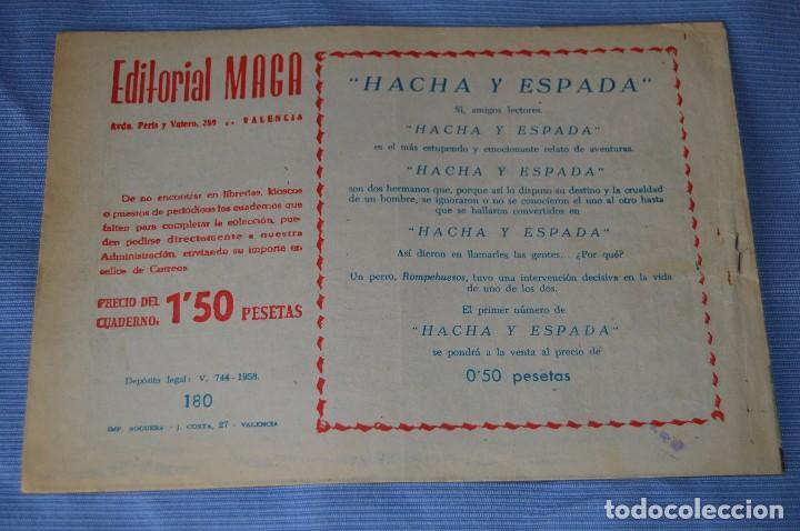 Tebeos: LOTE - PEQUEÑO PANTERA NEGRA - Números 180, 183 y 184 - Editorial MAGA - Originales - Años 50/60 - Foto 7 - 228957980