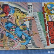 Tebeos: EL PRÍNCIPE DE RODAS - 2ª PARTE - FIN DEL DUELO - EDITORIAL MAGA - ORIGINAL AÑOS 50/60. Lote 63097376