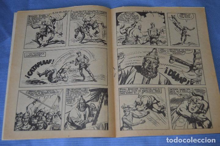 Tebeos: EL PRÍNCIPE DE RODAS - 2ª Parte - FIN DEL DUELO - Editorial MAGA - Original Años 50/60 - Foto 2 - 212052996