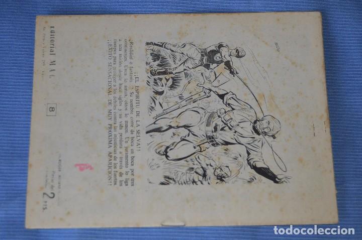 Tebeos: EL PRÍNCIPE DE RODAS - 2ª Parte - FIN DEL DUELO - Editorial MAGA - Original Años 50/60 - Foto 3 - 212052996