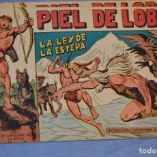 Tebeos: PIEL DE LOBO - EDITORIAL MAGA - NÚM. 34 - ORIGINAL, BUEN ESTADO - AÑOS 50/60 ¡MIRA FOTOS/DETALLES!. Lote 63146396