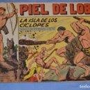 Tebeos: PIEL DE LOBO - EDITORIAL MAGA - NÚM. 30 - ORIGINAL, BUEN ESTADO - AÑOS 50/60 ¡MIRA FOTOS/DETALLES!. Lote 63146476